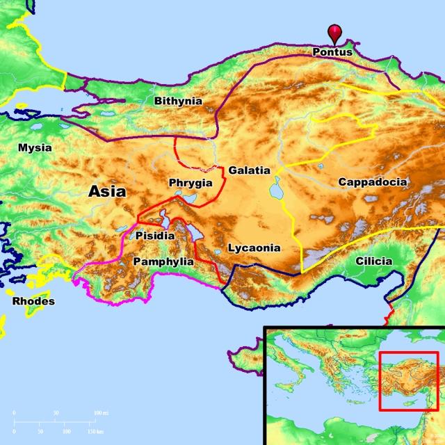 Map Tubal